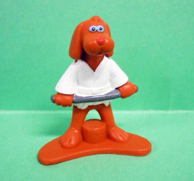 Nestlé Chocapic - PVC Figure - Karate Pico