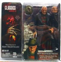 New Nightmare - Freddy Krueger - Cult Classics series 2 figure.