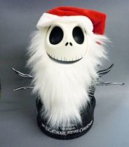 Nightmare Before Christmas - Buste résine parlant Jack Skellington (Santa Jack) - Disney Touchstone Home Video Exclusive