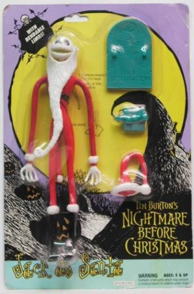 Nightmare before Christmas - Hasbro - Jack as Santa