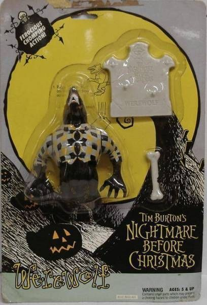 Nightmare before Christmas - Hasbro - Werewolf