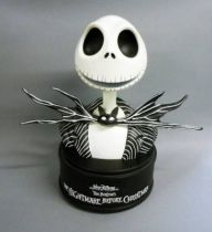 Nightmare Before Christmas - Jack Skellington (Santa Jack) Talking Resin Bust - Disney Touchstone Home Video Exclusive
