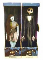 Nightmare before Christmas - Jun Planning - Jack & Sally Geante Dolls (48\\\'\\\') - Limited Edition 600pcs