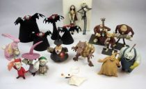 L\'étrange Noël de Mr Jack - Jun Planning - Set de 18 figurines PVC