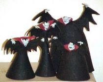 Nightmare before Christmas - Jun Planning - Vampires PVC Figures
