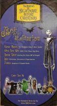 Nightmare before Christmas - NECA - Deluxe Jack Skellington with Interchangeable heads