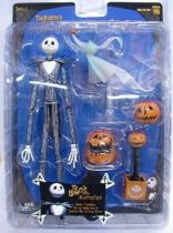 Nightmare before Christmas - NECA - Jack Skellington & Zero (Series 1)