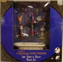 Nightmare before Christmas - NECA - Lock, Shock & Barrel (Boxed set)