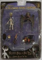 Nightmare before Christmas - NECA - Mummy Boy & Bat Kid (Series 4)