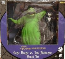 Nightmare before Christmas - NECA - Oogie Boogie vs. Jack Skellington (Boxed set)