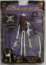 Nightmare before Christmas - NECA - Pirate Jack (Exclusive)