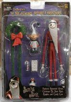 Nightmare before Christmas - NECA - Santa Jack / Jack en \\\'\\\'Père-Soreilles\\\'\\\' (Series 3)