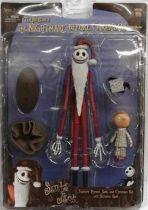 Nightmare before Christmas - NECA - Santa Jack (Series 2)