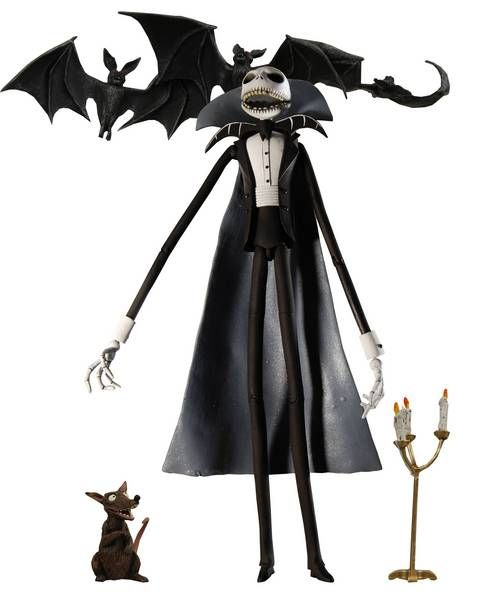 Nightmare before Christmas - NECA - Vampire Jack (Exclusive)