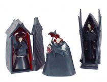 Nightmare before Christmas - NECA - Vampires and Coffins PVC Set