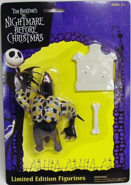Nightmare before Christmas - NECA - Werewolf (Limited Edition Figurine)