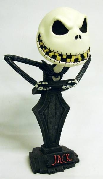 Nightmare Before Christmas - NECA Headknocker statue - Jack Skellington