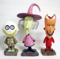 Nightmare Before Christmas - NECA Headknocker statue - Lock, Shock & Barrel