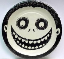 Nightmare Before Christmas - Paper Party Plates set