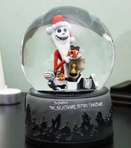 Nightmare Before Christmas - Santa Jack Waterball - Neca