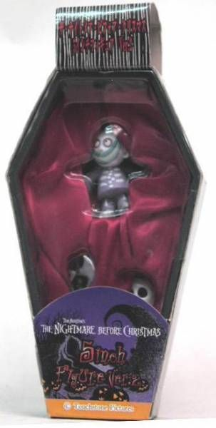 Nightmare before Christmas - Sega - Barrel & coffin Pvc figure