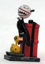 Nightmare before Christmas - Sega - Christmas Toys Mini Cold cast