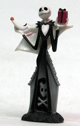 Nightmare before Christmas - Sega - Jack Mini Cold Cast
