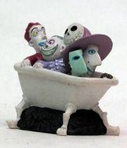 Nightmare before Christmas - Sega - Lock Shock Barrel Mini Cold cast
