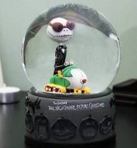 Nightmare Before Christmas - Snowmobile Jack Waterball - Neca