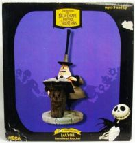 Nightmare Before Christmas - Statuette \'\'Headknocker\'\' NECA - Mayor (Le Maire)