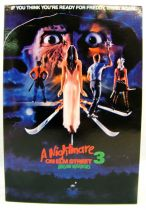 Nightmare on Elm Street: Dream Warriors – Ultimate Part 3 Freddy Krueger - NECA