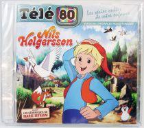 Nils Holgersson - CD audio Télé 80 - Bande originale remasterisée