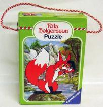 Nils Holgersson - Puzzle 130 pièces Revensburger - Smirre le Renard