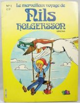 Nils Holgersson - Special n°1- Editions Greantori