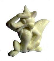 Nils Holgersson - Tito monochrom figure - Smirre (2)
