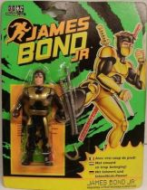 Ninja James Bond Jr. (mint on card)