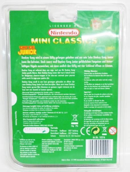 Nintendo - Mini Classics - Donkey Kong Jr. (Mint on Card)