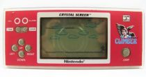Nintendo Game & Watch - Crystal Screen - Climber (occasion sans boite) 01
