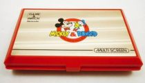 Nintendo Game & Watch - Multi Screen - Mickey & Donald (loose)