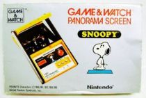 Nintendo Game & Watch - Panorama Screen - Snoopy (Loose with Box)