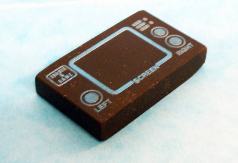 Nintendo Game & Watch - Perfumed Eraser Game & Watch (Black & Blue)