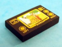 Nintendo Game & Watch - Perfumed Eraser Game & Watch (Black & Yellow)