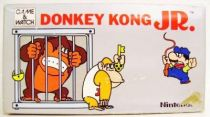 Nintendo Game & Watch - Wide Screen - Donkey Kong Jr. (loose with box)