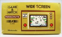 Nintendo Game & Watch - Wide Screen - Parachute (occasion en boite) 01