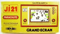 Nintendo Game & Watch - Wide Screen - Parachute (loose with JI-21 box)