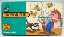 Nintendo Game & Watch - Wide Screen - Tropical Fish (occasion en boite) 01