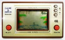 Nintendo Game & Watch (CGL) - Wide Screen - Parachute (Loose)