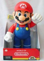 Nintendo Super Mario - Jakks Pacific - Mario géant (50cm env.)