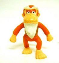 Nintendo Universe - Donkey Kong - Kelloggs Premium Plastic Figure - Cranky Kong