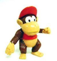 Nintendo Universe - Donkey Kong - Kelloggs Premium Plastic Figure - Diddy Kong